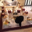 سفره عقد مدل هستیا با گل آرایی جدید، اجرا شده در تالار گلستان